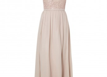 Interessant Unique Abendkleid Mauve