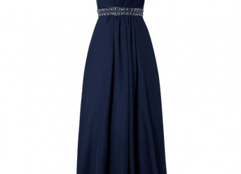 Staffelung Abendkleider Maxi Dress