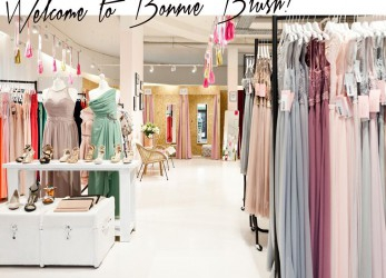 Elegant Bonnie Blush Abendmode Hamburg