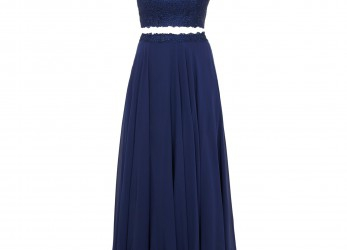 Ideal Two Piece Kleid Lang